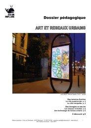 Art et réseaux urbains - Maison Populaire