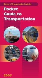 Pocket Guide to Transportation - Usinfo.org