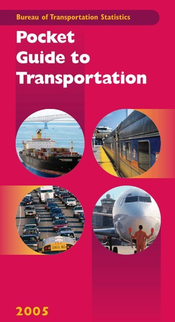 Pocket Guide to Transportation - Usinfo.org