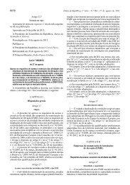 Lei n.º 65/2013 - Diário da República Electrónico