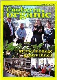 COGS magazine article 2013.pdf - Merici College
