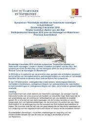 Ruimtelijke kwaliteit van historische vaarwegen in ... - watererfgoed.nl