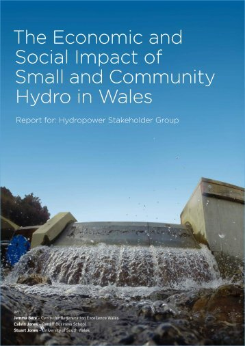 071015091201Impact of Small and Community Hydro in Wales