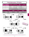 Fixed Attenuators - EMPOS - Page 5