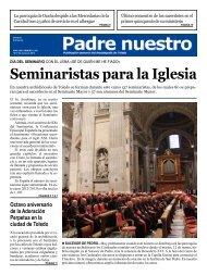Seminaristas para la Iglesia - Archidiócesis de Toledo