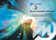 Nuclear Protection Network - EMPOS