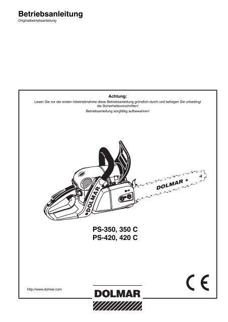 Dolmar Ps 350 PS 420 PS 32 PS 35 Krallenanschlag Zackenleiste Kpl