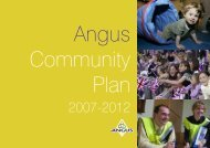 Angus Community Plan 2007-2012 (660 KB PDF)