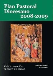 Programa 2008-2009 - Archidiócesis de Toledo