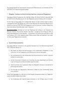 Niederschrift - Seite 2