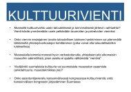 kansainväliset näy$elyt - Suomen museoliitto