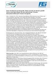 Neuer Vorstand Forum Hausgeräte: Alfred Janovsky als Obmann ...