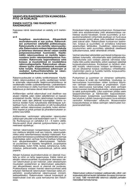 RAKENNUSTAPAOHJEET - anttilanmaki.fi
