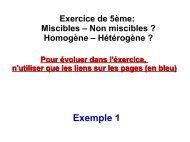 Document - Les Acacias, collège du Havre