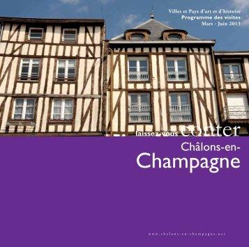 Champagne - Villes et Pays d'art et d'histoire