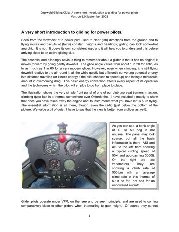 Geopolitics a very short introduction reading guide a very short introduction to gliding for power pilots cotswold fandeluxe Images