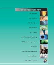 Produktprogramm - TOX PRESSOTECHNIK GmbH & Co.KG