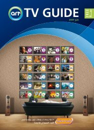 TV GUIDE - ARTOnline.tv