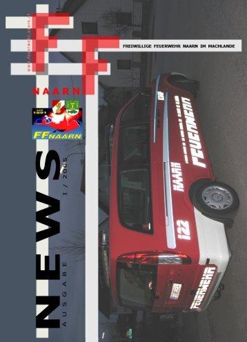Feuerwehrball 2005 - Freiwillige Feuerwehr Naarn