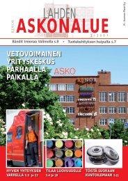 Askonalue 2007 - Renor Oy