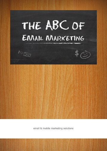 the ABC of - Email Brain