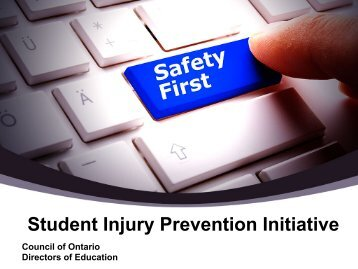 Student Injury Prevention Initiative - CODE