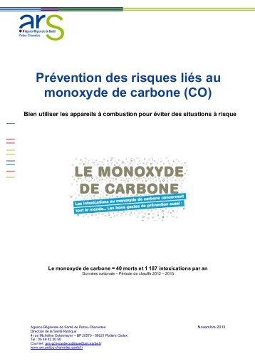 Bien utiliser les appareils à combustion - ARS Poitou-Charentes