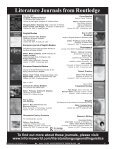 Thirteenth Annual Conference 2007, Chicago, IL (PDF) - Page 5