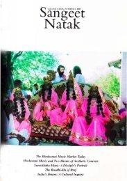 Saffgee't - Sangeet Natak Akademi
