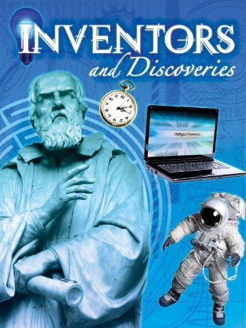 Inventors and Discoveries - Rourke Publishing eBook Delivery System
