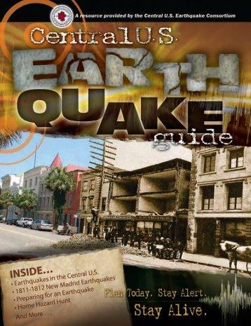 ) Scale - Central United States Earthquake Consortium