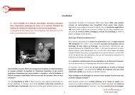 Lettre économique FEVRIER pagination par sections