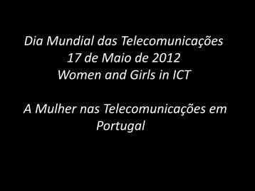 Women and Girls in ICT Cronologia.pdf - Fundação Portuguesa das ...