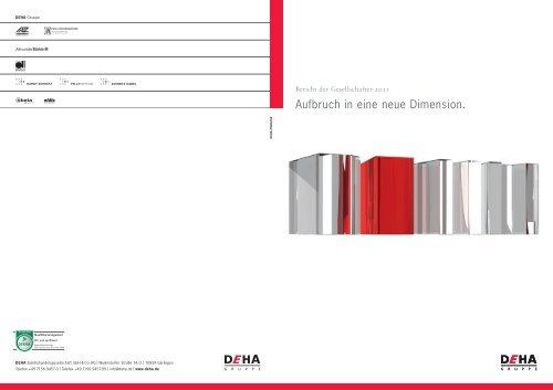 Deha Hardy Schmitz Gruppe