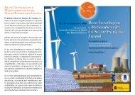 Tríptico informativo en pdf (437 kb) - Fundación para el Fomento de ...