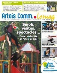 Le mag - Artois Comm.