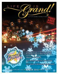Winter 2010 - The City of Grand Prairie Parks and Recreation ...