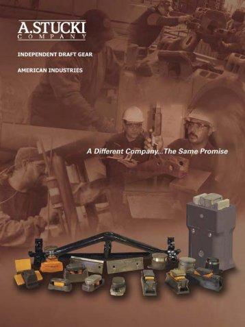 Company Brochure - A. Stucki Company