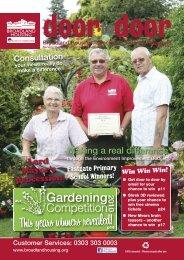 This years winnersrevealed! - Broadland Housing Association