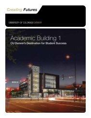Academic Building 1 - University of Colorado Foundation