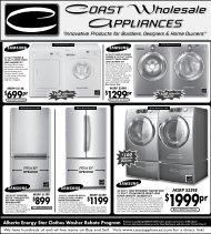 MSRP $2598 - Coast Wholesale Appliances