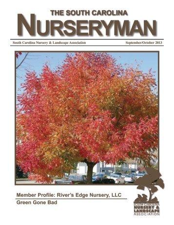 September / October 2013 Edition - South Carolina Nursery ...