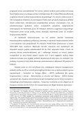 Rola polskich posłów do Parlamentu Europejskiego VI ... - O nas - Page 5