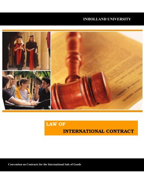 Law of International Contract Part I.pdf - Yudhaccess Home Page
