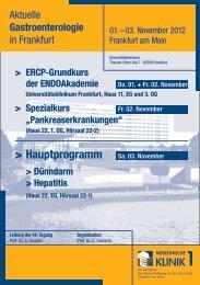 Samstag, 03. November 2012 - Dr. Falk Pharma GmbH