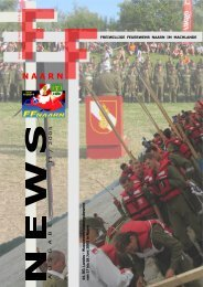 Vorwort unseres Kommandanten - Freiwillige Feuerwehr Naarn