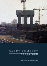 terraform catalogue - Turner Galleries