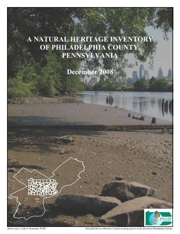 Philadelphia County Natural Heritage Inventory, 2008 (2)