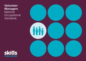 Volunteer Managers - Skills - Third Sector