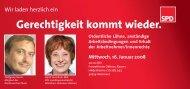 klick hier< für Download der Einladung - SPD Südstadt-Bult